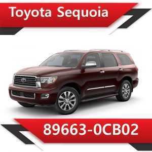 89663 0CB02 300x300 - Toyota Sequoia 89663-0CB02 Tun Stage1 CAT SAP Vmax off
